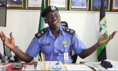 Commissioner of Police, Federal Capital Territory, Bala Ciroma