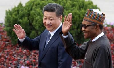 Buhari china president loans