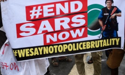 #EndSARS protester still in jail with new baby, bail request unheard