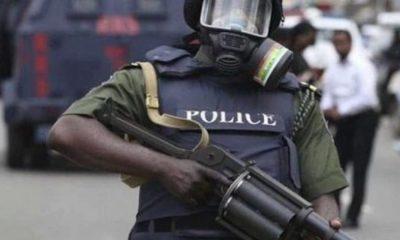 Armed robbers kill police officer in Ekiti bank attack