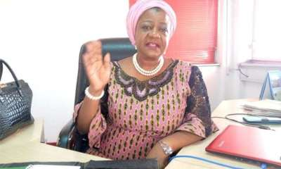 Why Buhari's aide, Onochie was rejected as INEC Commissioner – Senate
