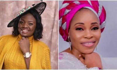 I'm not perfect, i'm awfully sorry - Tope Alabi finally apologizes to colleague, Adeyinka Alaseyori