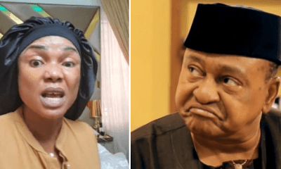 I can't be silenced - Actress, Iyabo Ojo blows hot over threats to frustrate her in Nollywood industry