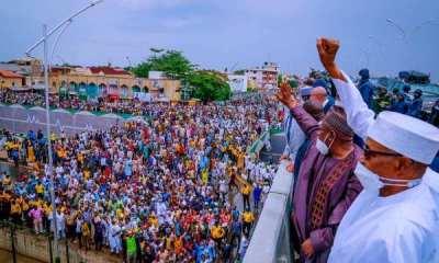 Ganduje Buhari