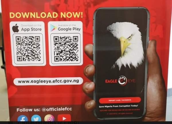 EFCC's Eagle Eye app