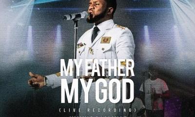 Jimmy D Psalmist – My Father My God (Live Recording)-TopNaija.ng