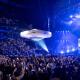 Burna Boy makes magical entrance at his O2 Arena, London show
