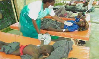 Kebbi cholera outbreak