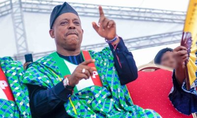 Uche Secondus PDP Chairman