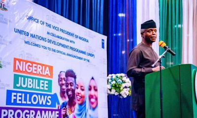 How to apply for Buhari's Nigeria Jubilee Fellows Programme success