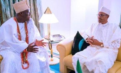 Ooni reveals what Buhari