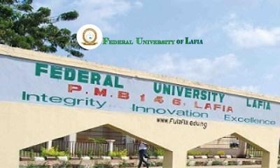 Gunmen attacked Federal University Lafia