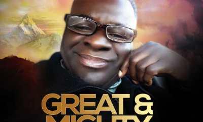 Sammy Brown Udobang Jnr – Great & Mighty (Mighty In Battle)-TopNaija.ng