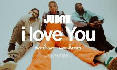 JUDAH – I Love You ft. Dante Bowe & Aaron Moses-TopNaija.ng