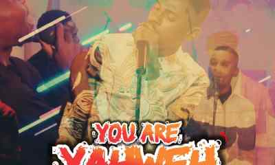 Minister Afam – You Are Yahweh (Live Video)-TopNaija.ng