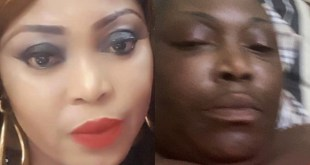 Bleaching Cream Seller Slams Those Trolling Her Because She Returned To Her Original Color