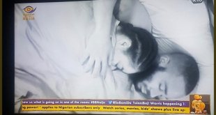BBNaija: Watch Erica And Kiddwaya's 'Private Time' Under The Duvet (Video)