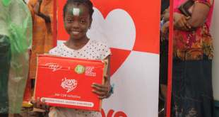 Taking Care of Tomorrow's Leaders Today – The itel, Lagos Food Bank Example