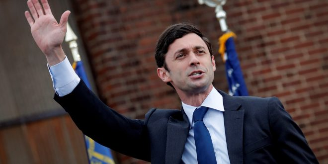 Jon Ossoff Hires Thousands Of Young Black Georgians To Mobilize And Get Out The Vote