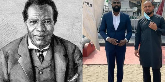 Charles Okpaleke & Ramsey Nouah set to produce a Jaja of Opobo biopic, here's everything we know so far