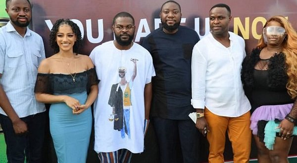 Dorathy hangs out with Falz, Femi Adebayo | The Nation News