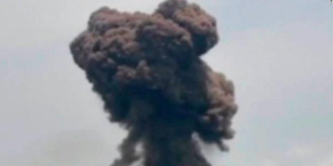 Equatorial Guinea explosion witness says dynamite blast devastation akin to aftermath of 'an atomic bomb'