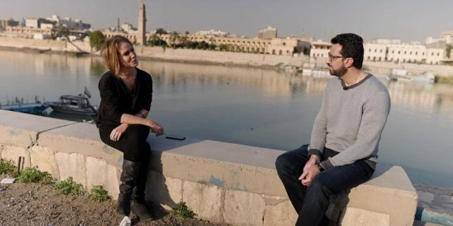CNN producer: 18 years after war, this trauma is still inside me