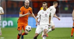 Netherlands bounce back in World Cup qualifying, Turkey win again