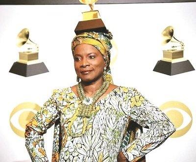 Police brutality happens everywhere, says Angélique Kidjo