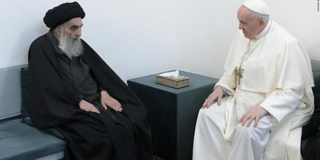 Pope Francis condemns extremism as 'betrayal of religion'