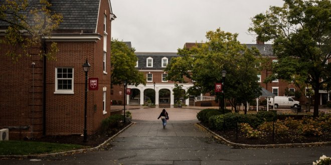 Rutgers says all students must be vaccinated before coming to campus in the fall.