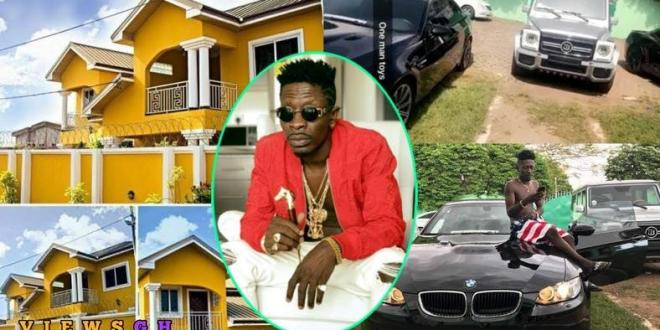 Shatta Wale: The extravagant lifestyle of one of Ghana's richest musicians