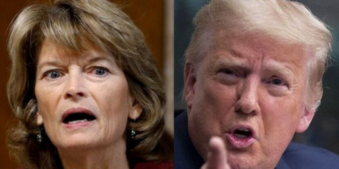 Trump Pledges That He Will Campaign Against Lisa Murkowski In 2022