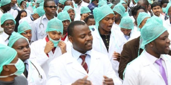 Unpaid salaries: Resident doctors threaten to embark on indefinite strike from April 1