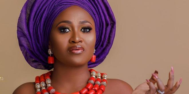 Actress Mary Njoku says African men shouldn't see paying bills at home as a favour to their wives