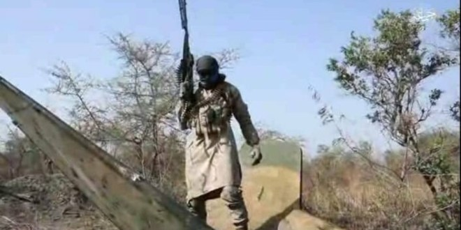 Boko Haram claims responsibility? for military jet crash in Borno, releases video showing how its members brought down the fighter jet