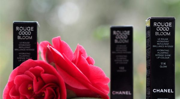 CHANEL Rouge Coco Bloom | British Beauty Blogger