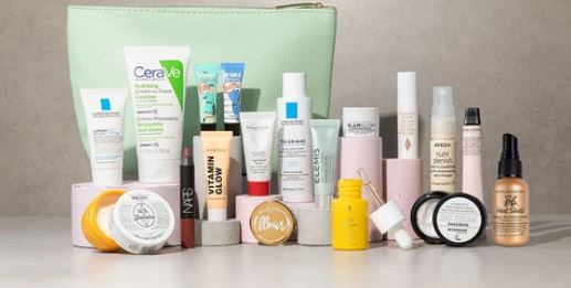 FeelUnique Spring Specials Beauty Bag GWP | British Beauty Blogger