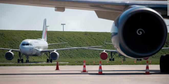 France to ban domestic flights where trains are available, in move to cut emissions