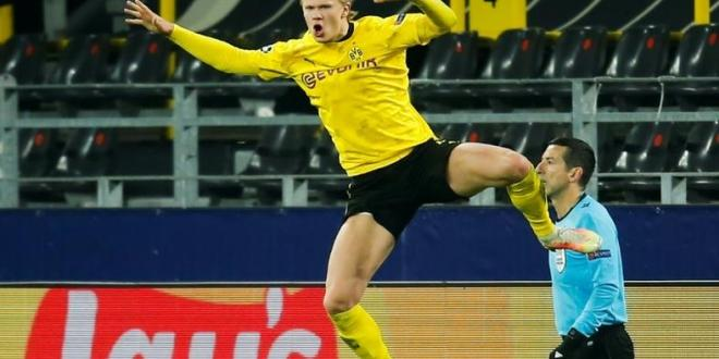 Haaland's agent and father hold Barca talks - reports