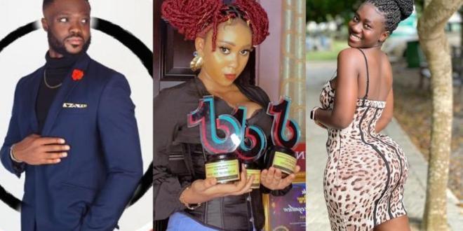 Hajia Bintu, Jackline Mensah, Dr Awua emerge winners at TikTok Ghana Awards ( LIST)