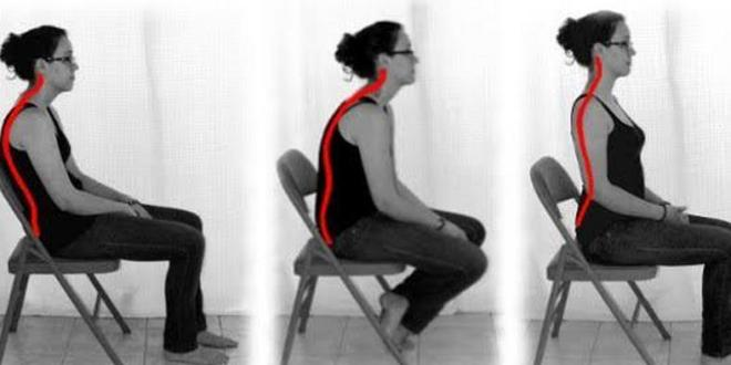 Here is what your sitting posture says about you