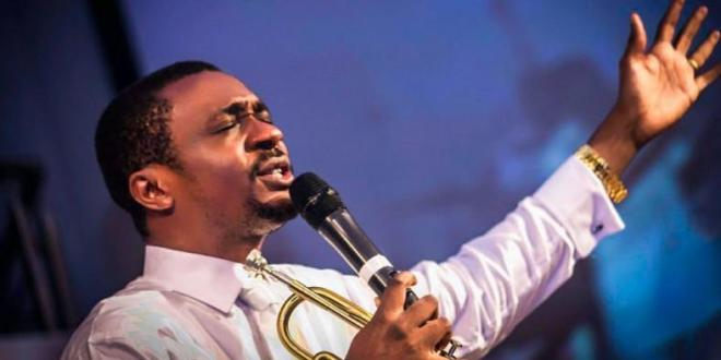Here is why Nigerians have been talking about Nathaniel Bassey since 8 am