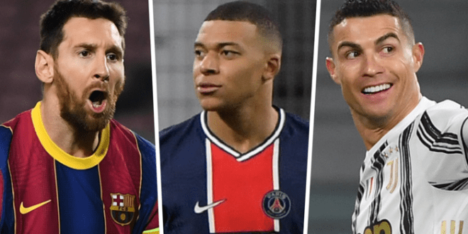 'I tell myself I'm better than Messi & Ronaldo' - Kylian Mbappe opens up on his inflated ego
