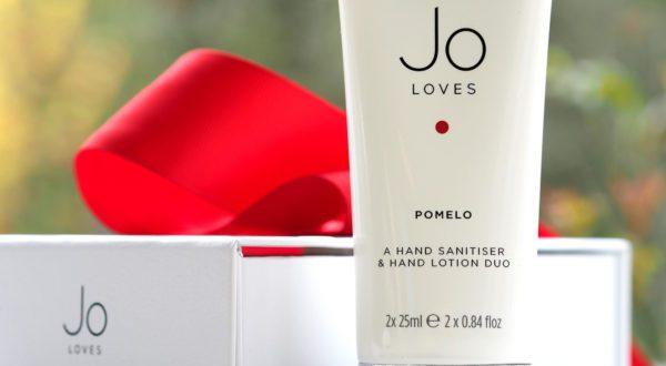 Jo Loves Hand Sanitizer & Hand Lotion Duo | British Beauty Blogger