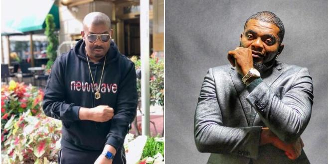 Kelly Hansome accuses Don Jazzy of arresting him with SARS operatives