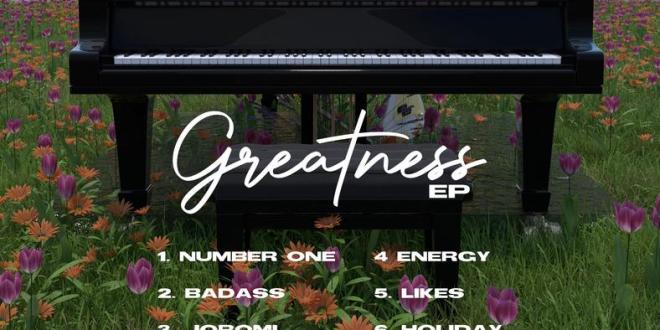 Lyio & Brian 3rill drop Greatness EP
