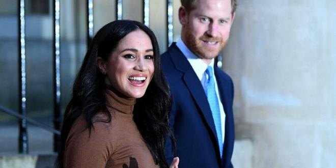 Meghan Markle & Prince Harry announce first Netflix show