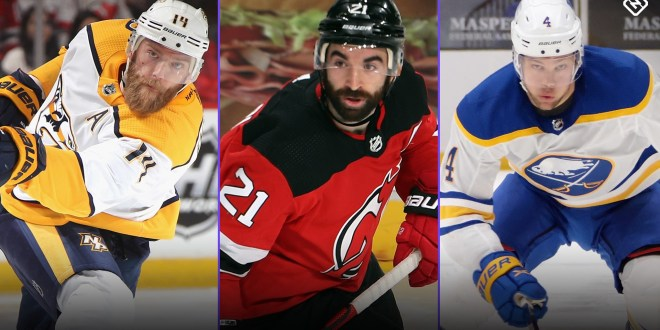 NHL trade tracker 2021: List of deals completed before the deadline