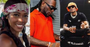 NSMA: Tiwa Savage, Burna Boy, Wizkid in Naija's Game of Thrones